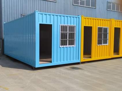 你知道住人集装箱对于环保也有大作用吗?