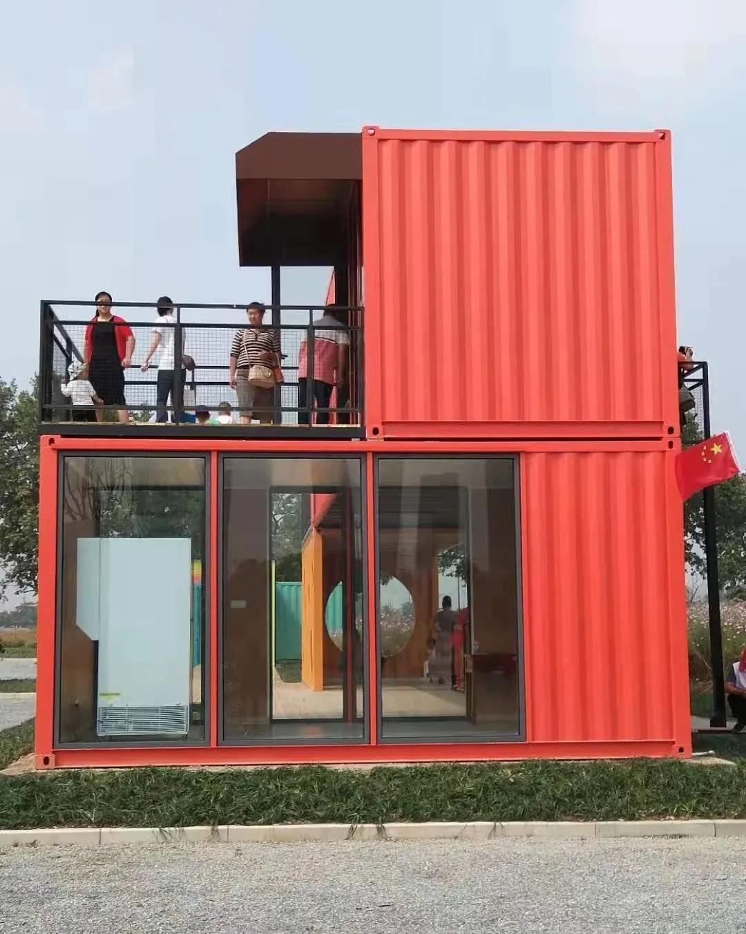 四川住人集装箱式房屋建筑好处在哪里?