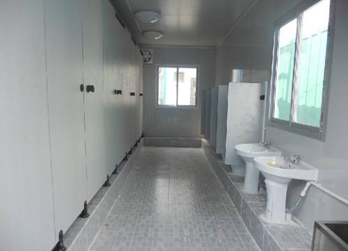 卫生间集装箱
