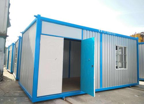 成都住人集装箱的主要制造材料有哪些?