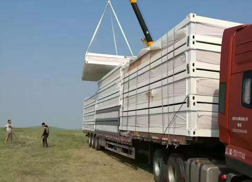 折叠集装箱