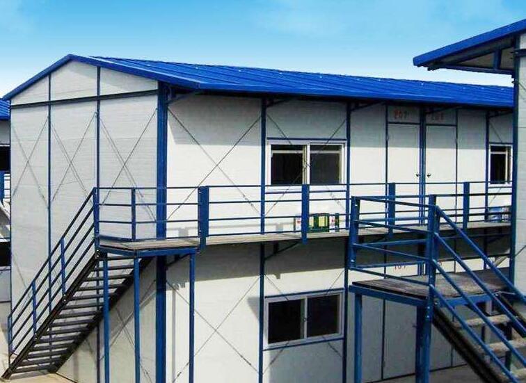 如何计算四川集装箱房屋的面积?