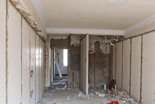 郑州旧屋翻新施工