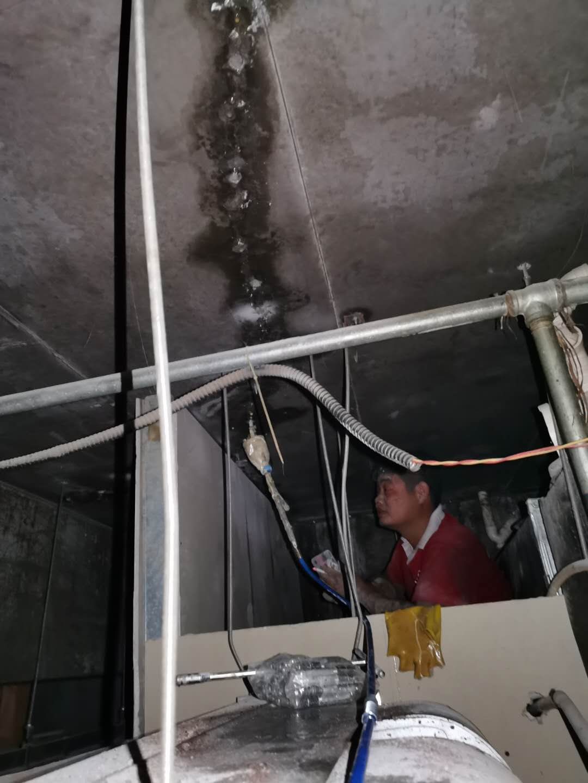 郑州地下室漏水维修施工步骤