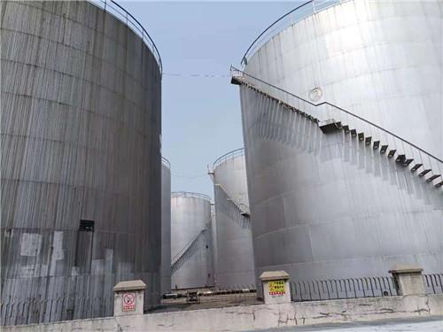 河南国家油脂储备库油罐防腐