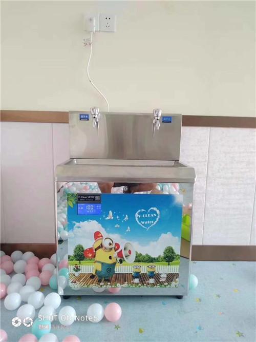 河南商务饮水机客户案例_北京义和幼儿园