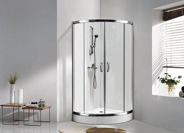 四川淋浴房这么选,让你爱上洗澡这件小事