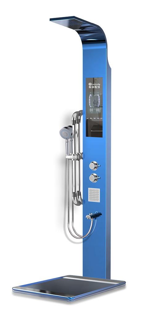 美观大气的纬来体育nba直播表集成淋浴屏纬来体育nba直播表以及它的安装方法你清楚吗?