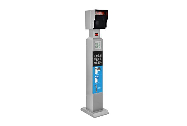 成都智能车牌识别系统停车机器人