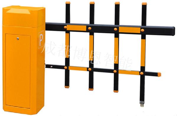 小区二栏栅栏道闸系统