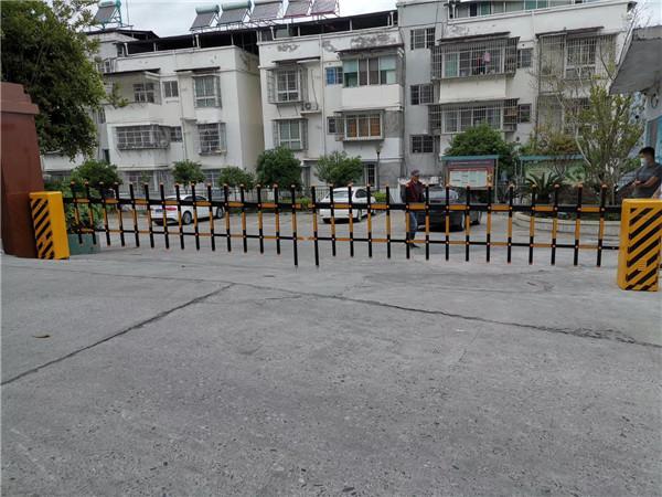 汉源县妇幼保健中心栅栏道闸及监控系统