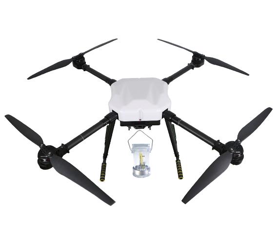 环境检测无人机