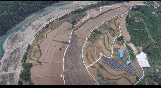 绿丰源种植基地全景展示