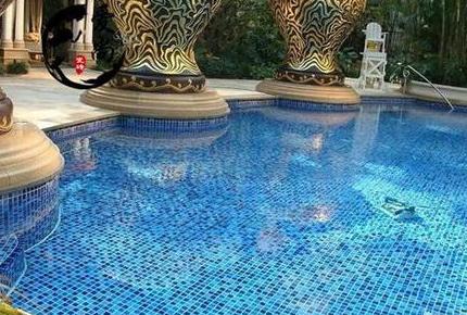 成都游泳池地砖防滑