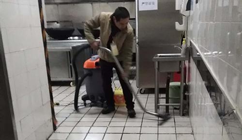 成都餐厅地面防滑工程