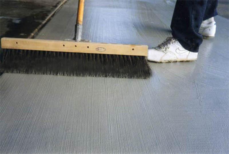 地面防滑处理的几种方法你都知道吗