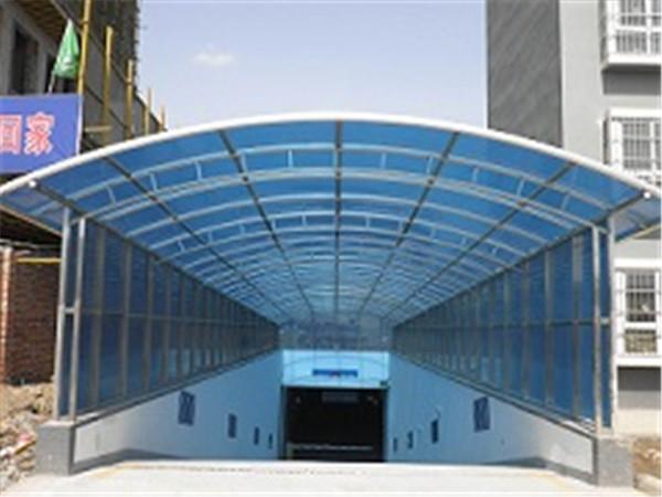 建筑采光工程案例