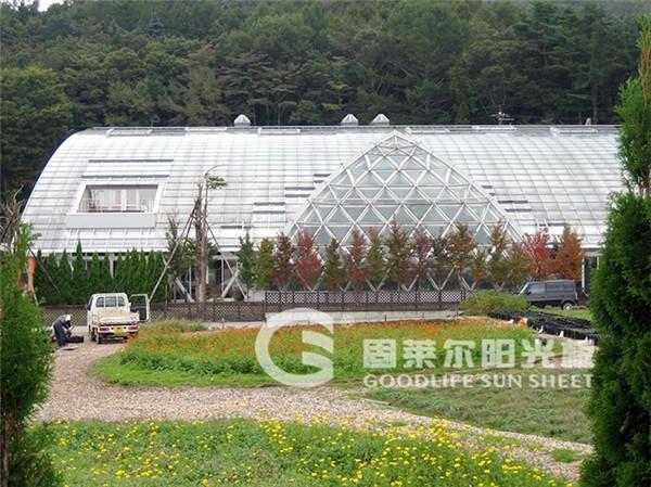 温室阳光板大棚工程