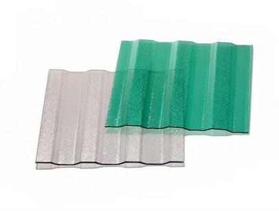 造温室大棚选用西安洁光板采光板的原因