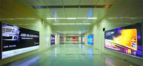 西安固莱尔告诉你 地铁灯箱广告材料原来是聚碳酸酯板材