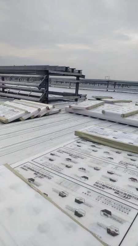 武功县再生经济循环产业园厂房采光顶
