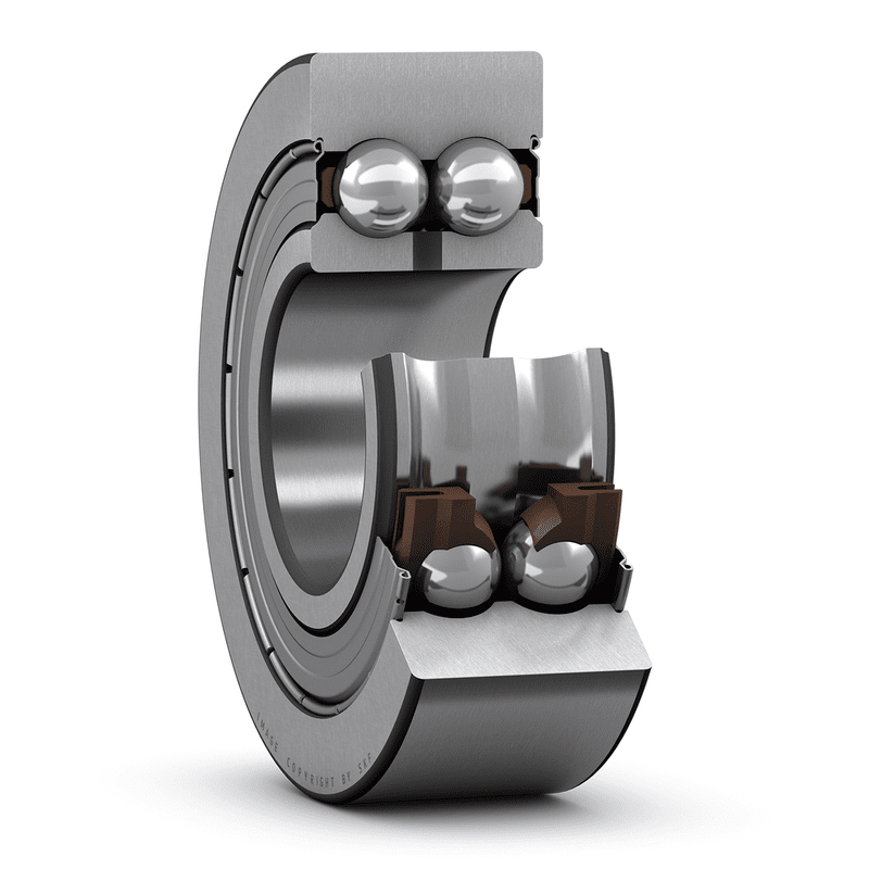 滚轮轴承 305800C-2Z 尺寸