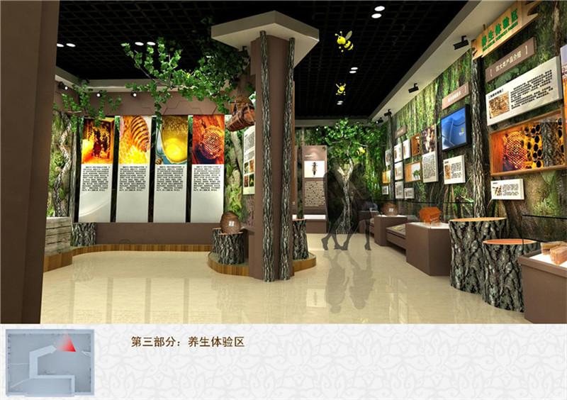 西安展廳規劃設計案例