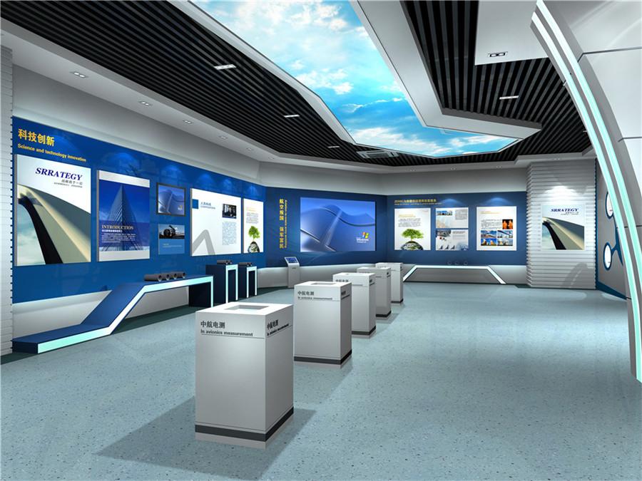 西安展廳規劃設計