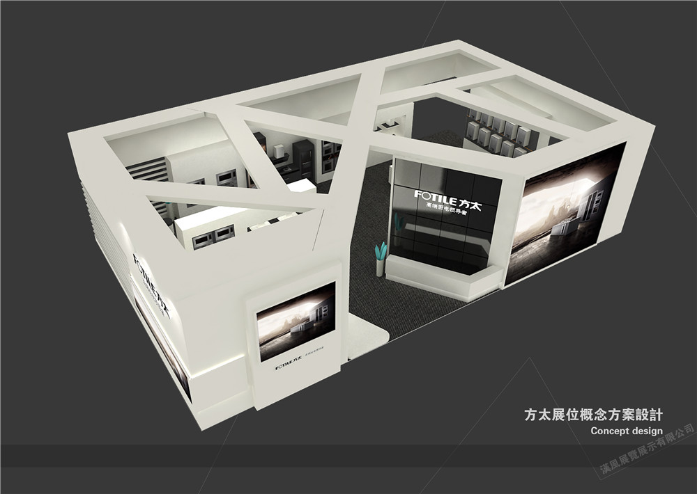 西安展廳設計,展覽中應用新材料與新技術的必要性