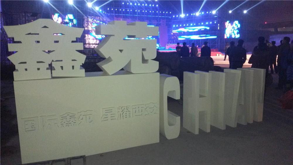 鑫苑中国-大都汇项目开盘活动
