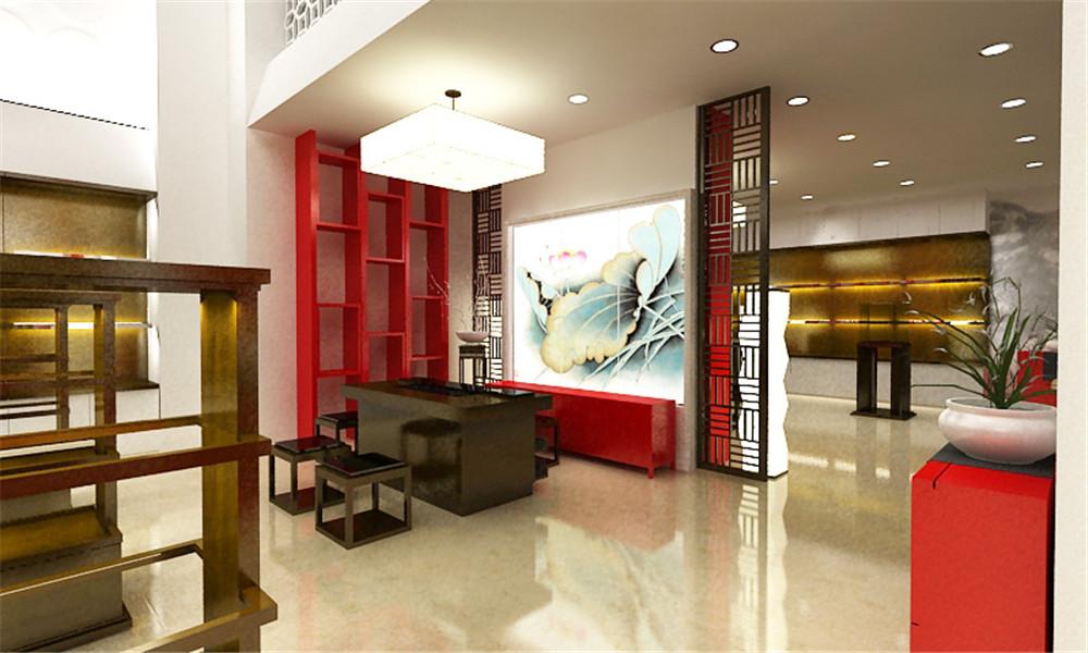 西安商業空間展示