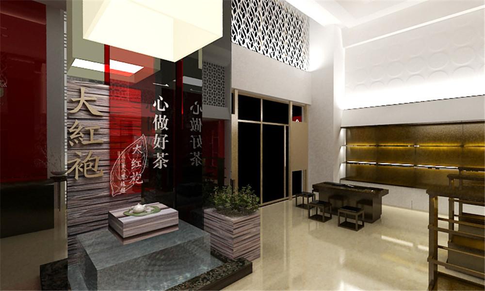 西安商業空間展示設計公司