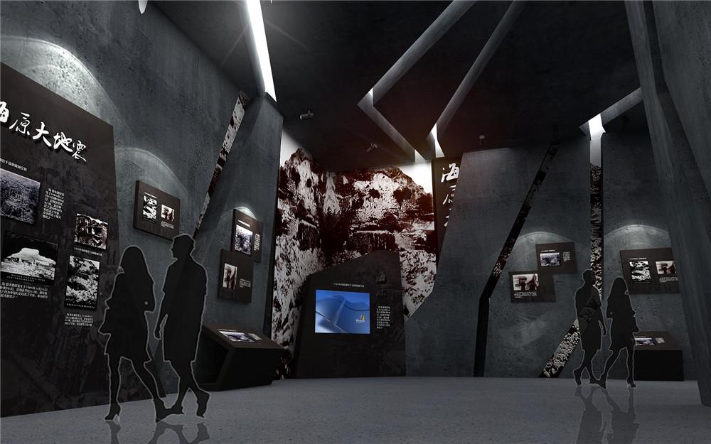 西安展厅设计装修公司