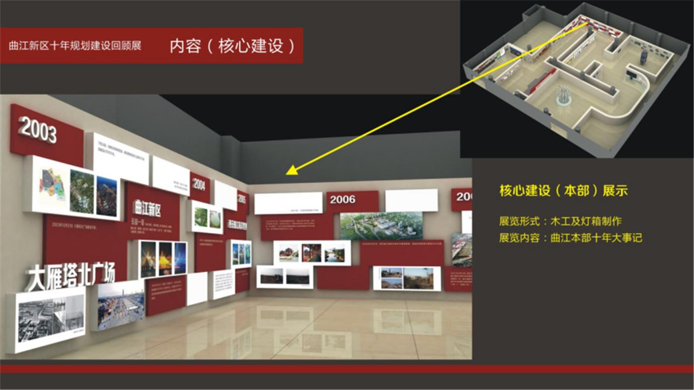西安展廳規劃公司
