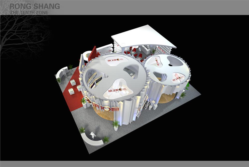 西安展廳設計
