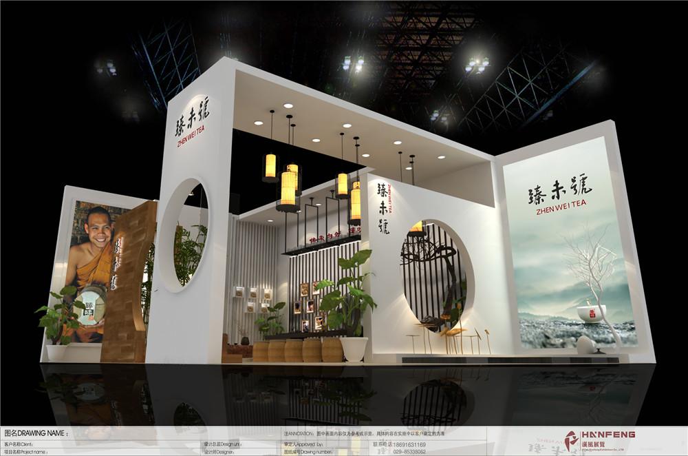 漢風展覽展示為大家分享:關于展覽展示空間設計的六大要素