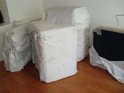 关于搬家整理打包技巧有?