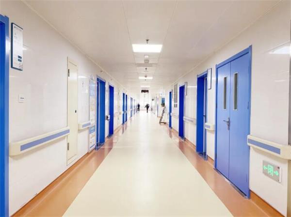 荣阳市人民医院肝胆外科、胸外科搬至新病房楼