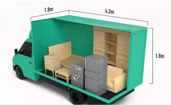 箱货搬家优势在哪?适用范围和服务规则是什么?