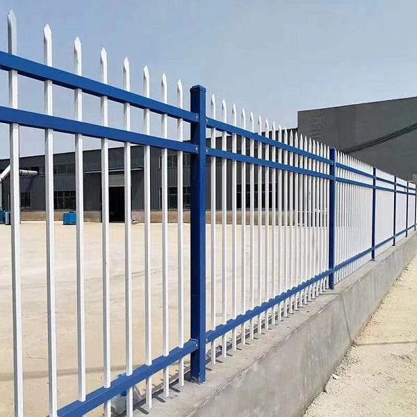 河南锌钢护栏工程应用案例