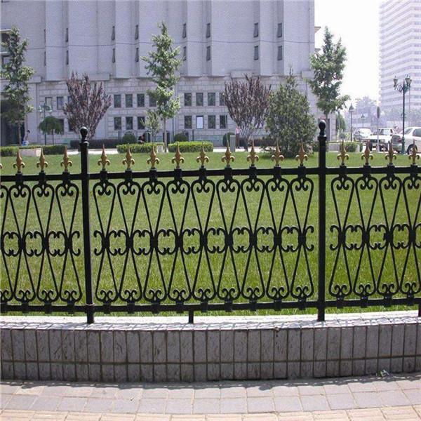 河南铸铁护栏