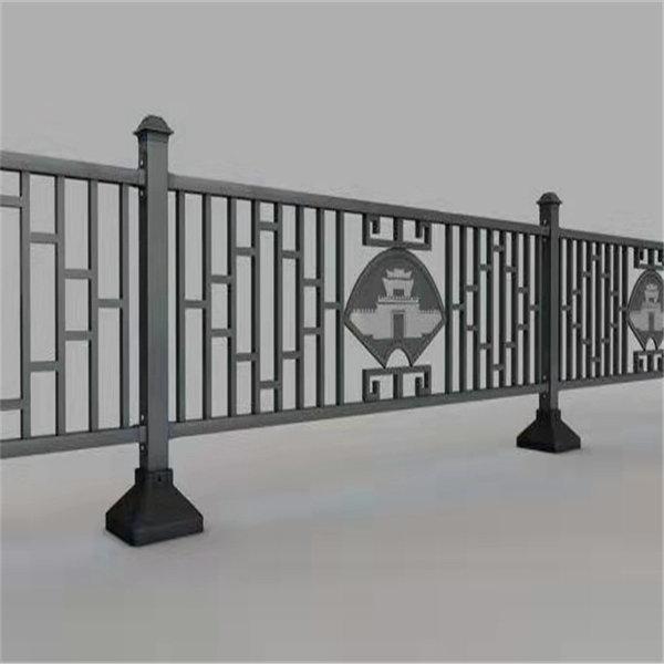 硬隔离道路护栏