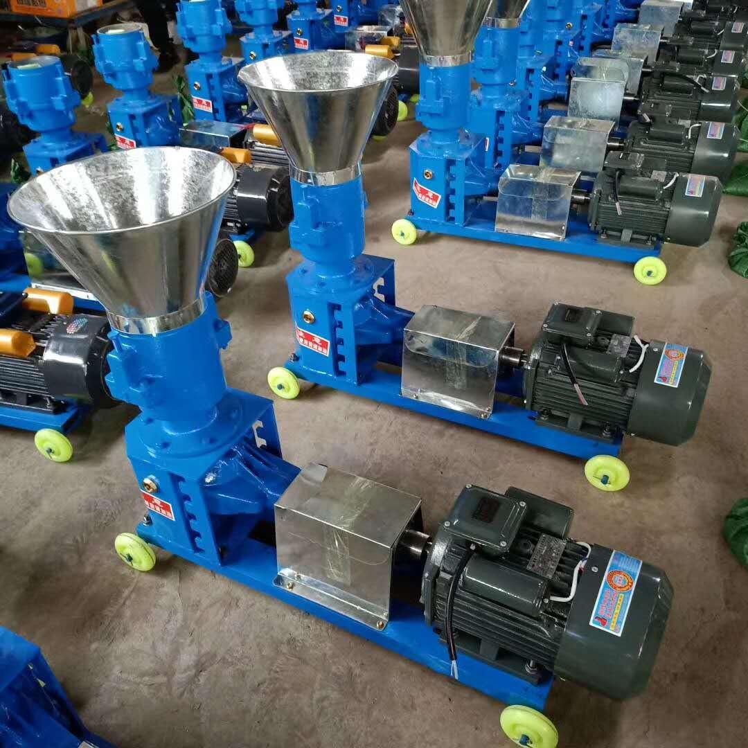 饲料颗粒机的选型过程中,不同的加工机械应考虑多种因素
