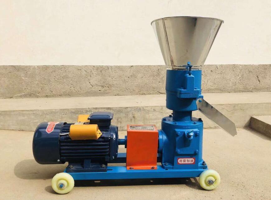 饲料颗粒机的优势及使用方法安利