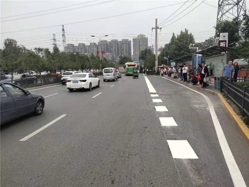 热熔划线已在道路使用中非常常见,本文浅析其解析预处理步骤分享