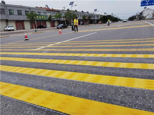 蒲城201省道,西安道路划线