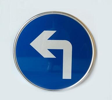 常见交通标志牌,你还记得多少?