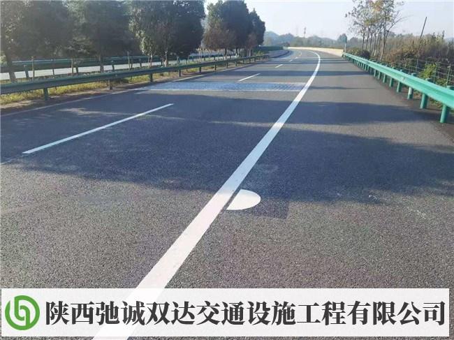 西安道路划线的发展现状|陕西驰诚双达分享