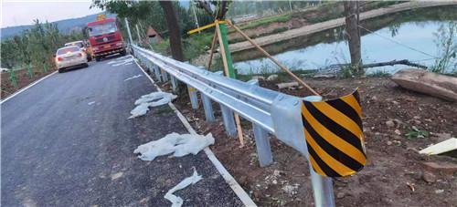 长安区护栏施工