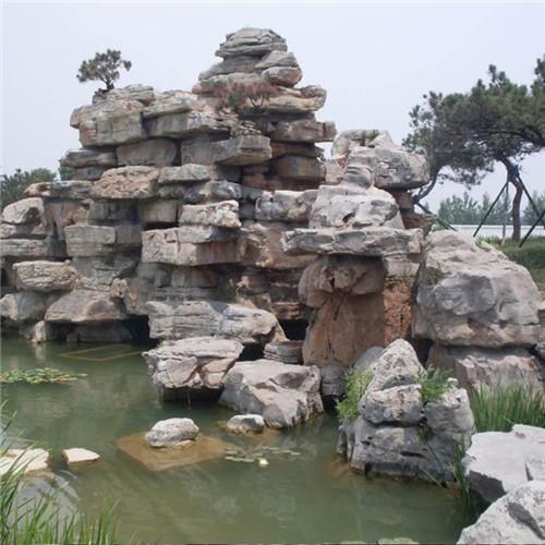 河南假山假树雕塑制作厂家
